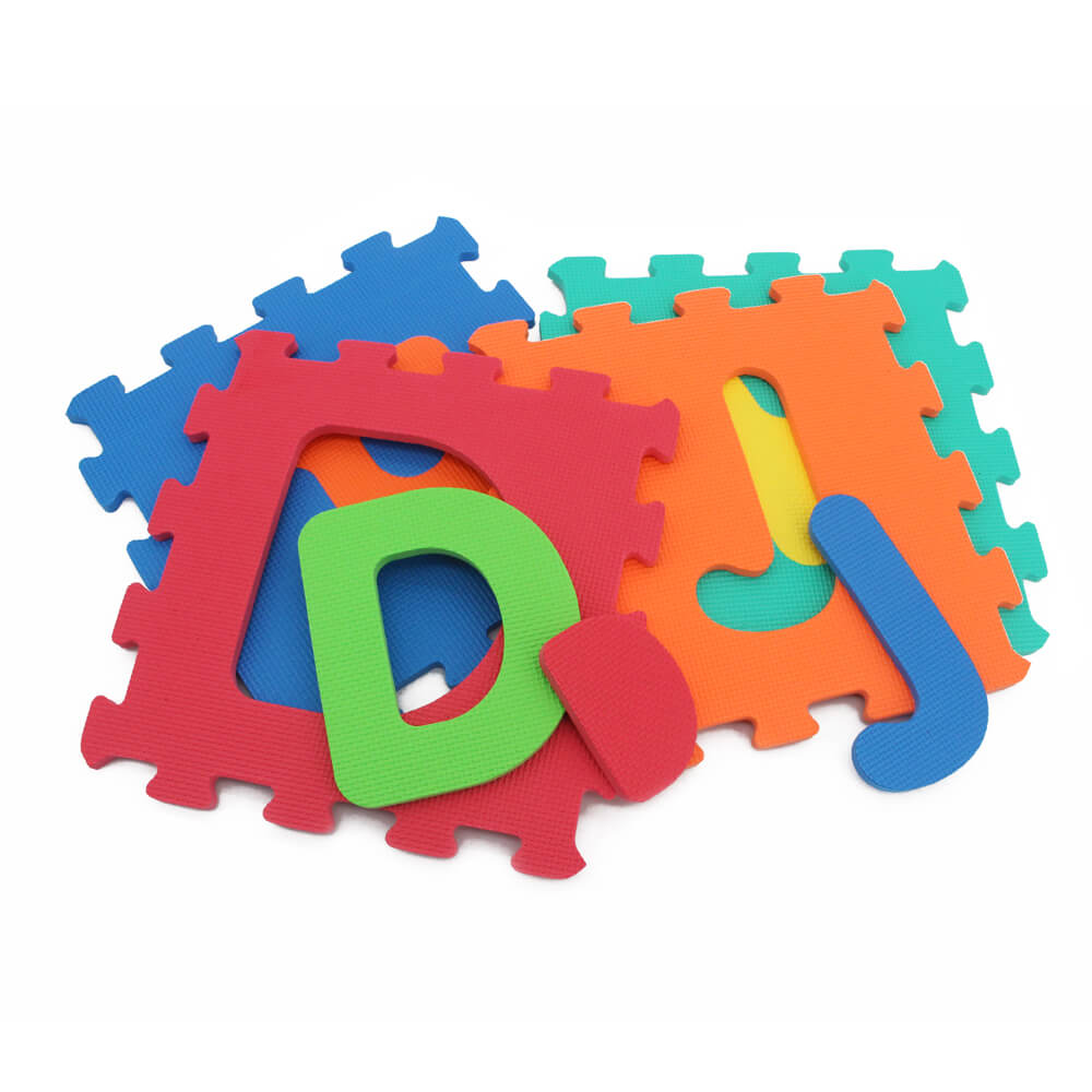 Alphabet Puzzle Mat Kiyobaby