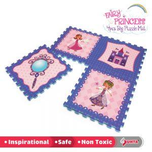 Kiyo-Baby-Malaysia-EVAFoammat-Educational-Toys-Playmat-PrintedPuzzleMat-FairyPrincess-4pcs-01